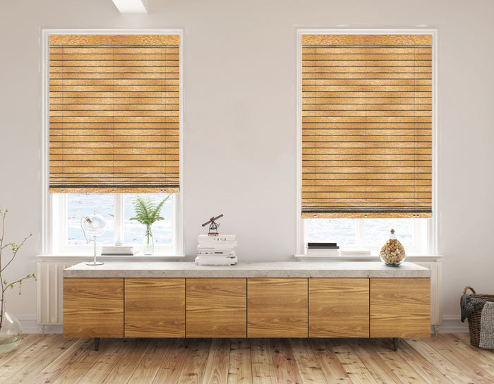 Faux Wood Blinds - Window Treatments | Made in USA