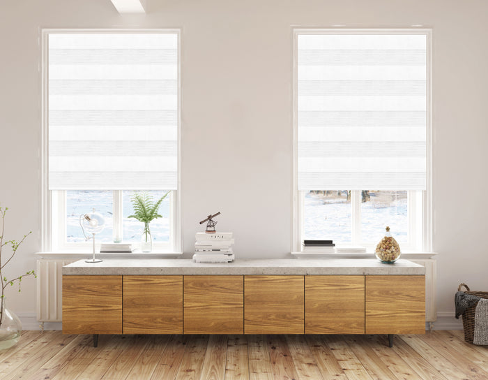 Zebra Shades - Window Treatments | Made in USA
