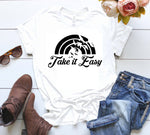 Take it Easy Tee (more colors)