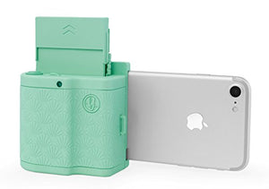Prynt Pocket, Instant Photo Printer for iPhone - Mint Green