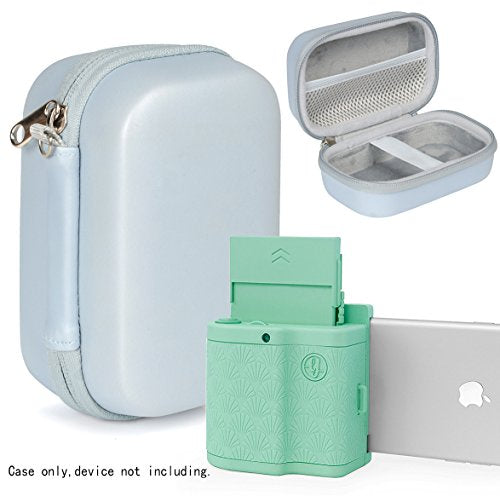 CaseSack Protective Case for Prynt Pocket (Frosted Sky Blue)
