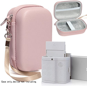 CaseSack Protective Case For Prynt Pocket  (Rose Gold)