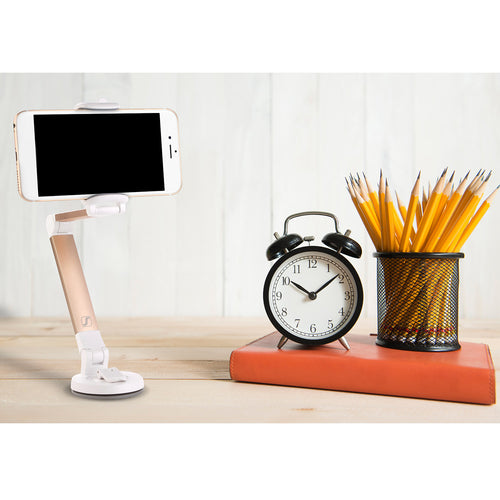 Portbale Foldable 360 Degree Rotation Cell Phone Holder Desk Stand