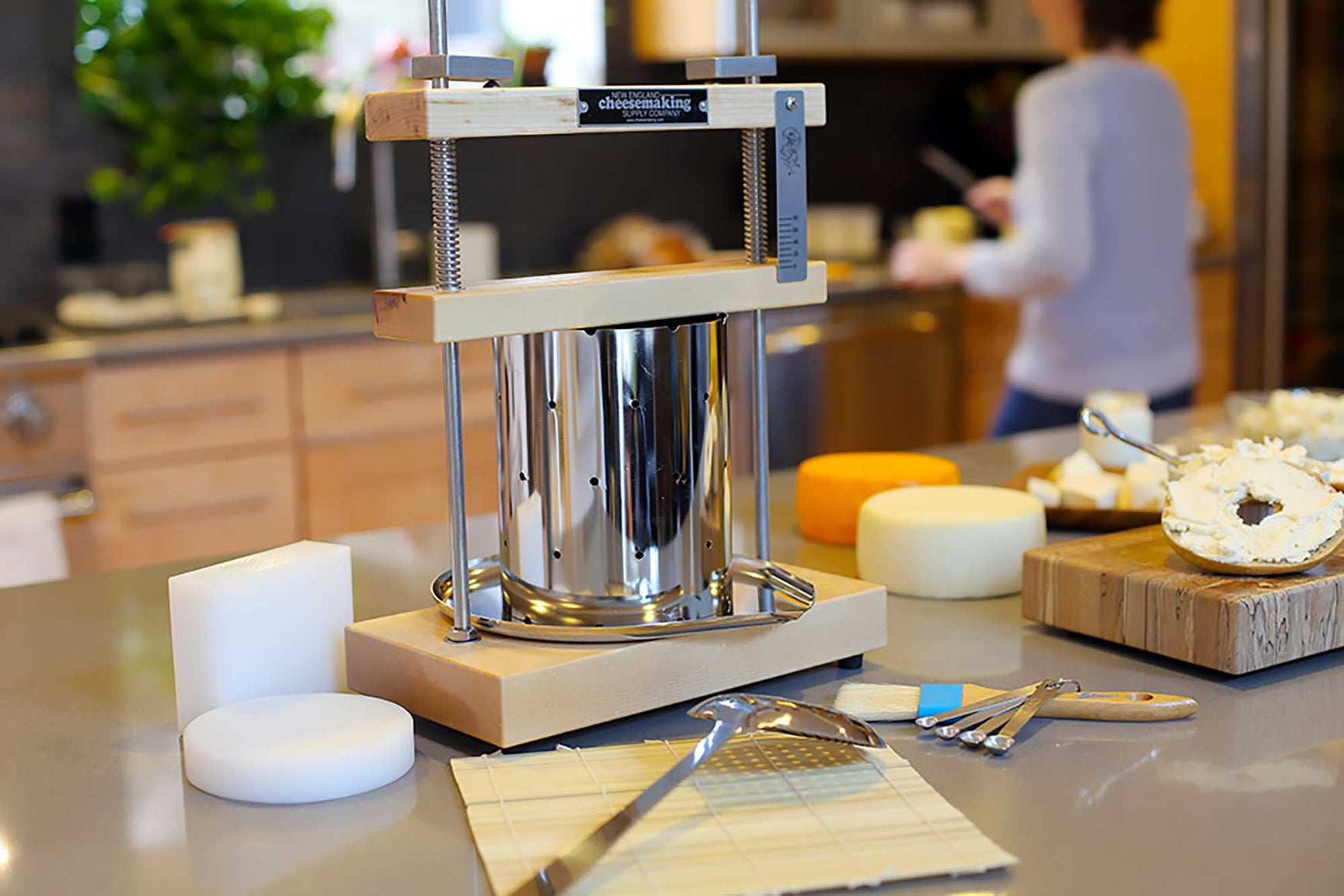Cheese Molds and Pressing FAQ | How to Make Cheese