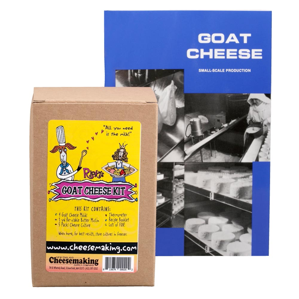 Goat Cheese Kit with Book (K6, B6)