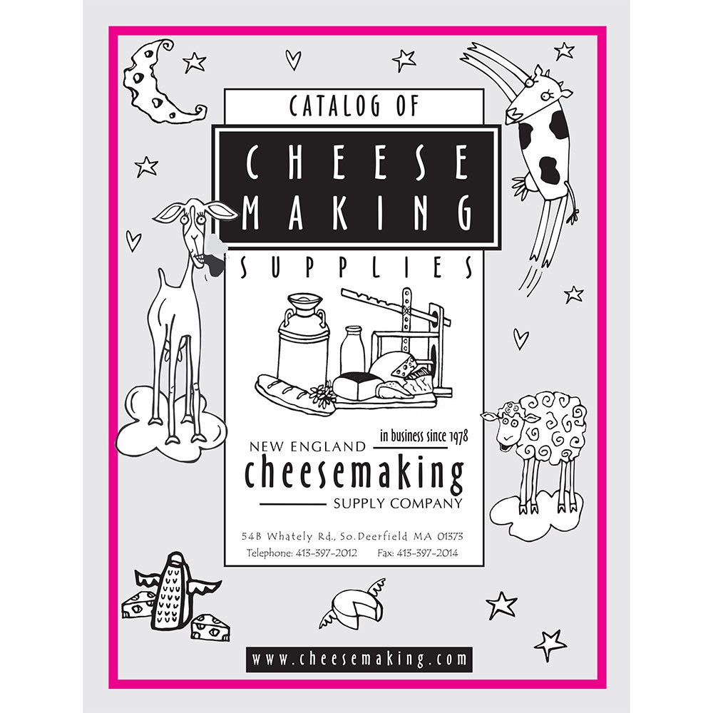 Catalog for Cheesemaking Supplies