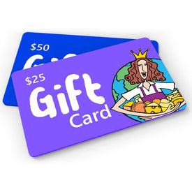 Cheese Making Gift Cards