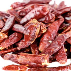 Dried Whole Red Chilies