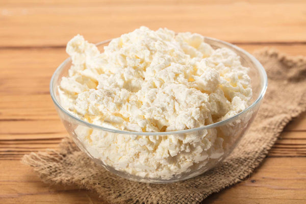 cottage cheese recipe how to make cheese cheesemaking com rh cheesemaking com  what do you add to your cottage cheese