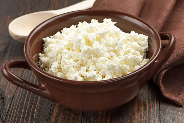 Magnificent Cottage Cheese Recipe Dry Curd Home Interior And Landscaping Palasignezvosmurscom