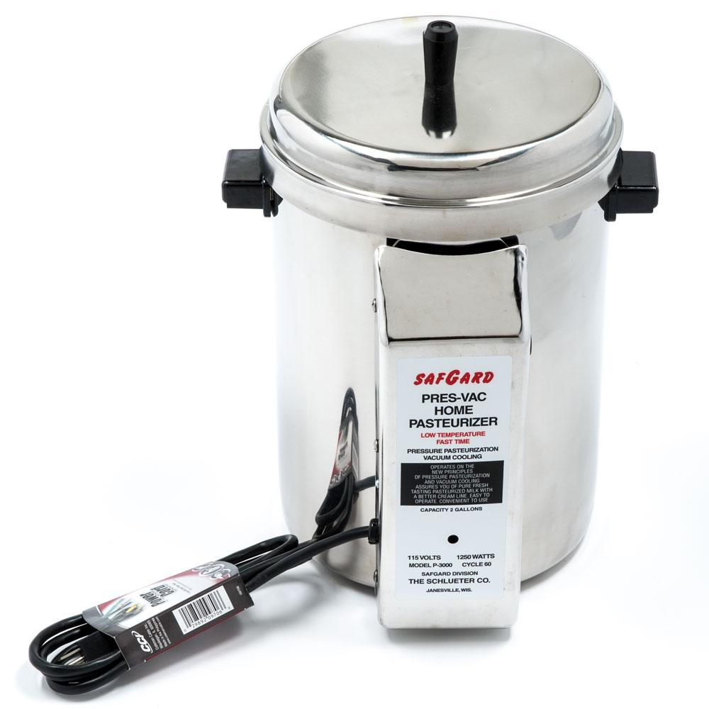 Stainless Steel Home Milk Pasteurizer