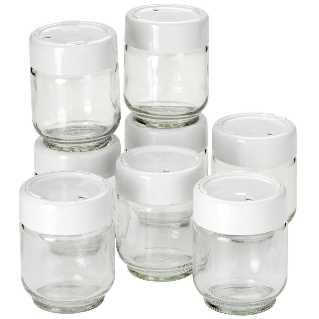 Extra Glass Jars For Automatic Yogurt Maker