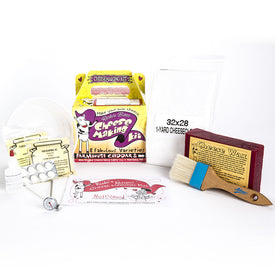 Deluxe Basic Cheese Making Set (K1, WAXRED1 & BR12)