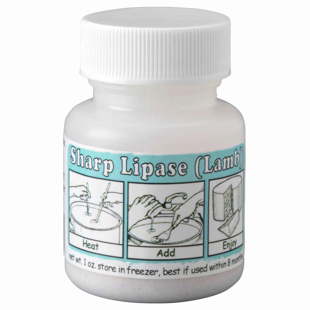 Sharp Lipase Powder (Lamb)