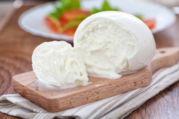 Mozzarella Cheese Recipe Cultured Cheese Making Supply