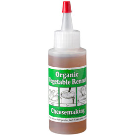 Organic Liquid Vegetable Rennet