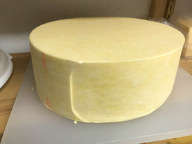 Toma Ossolano Style Cheese Making Recipe