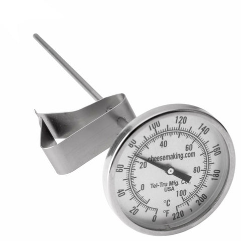 thermometers for cheese making how to make cheese cheesemaking com