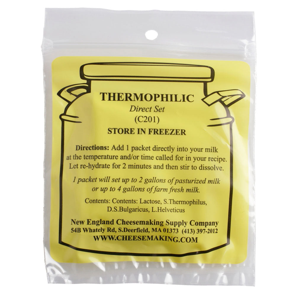 Thermophilic Starter Culture