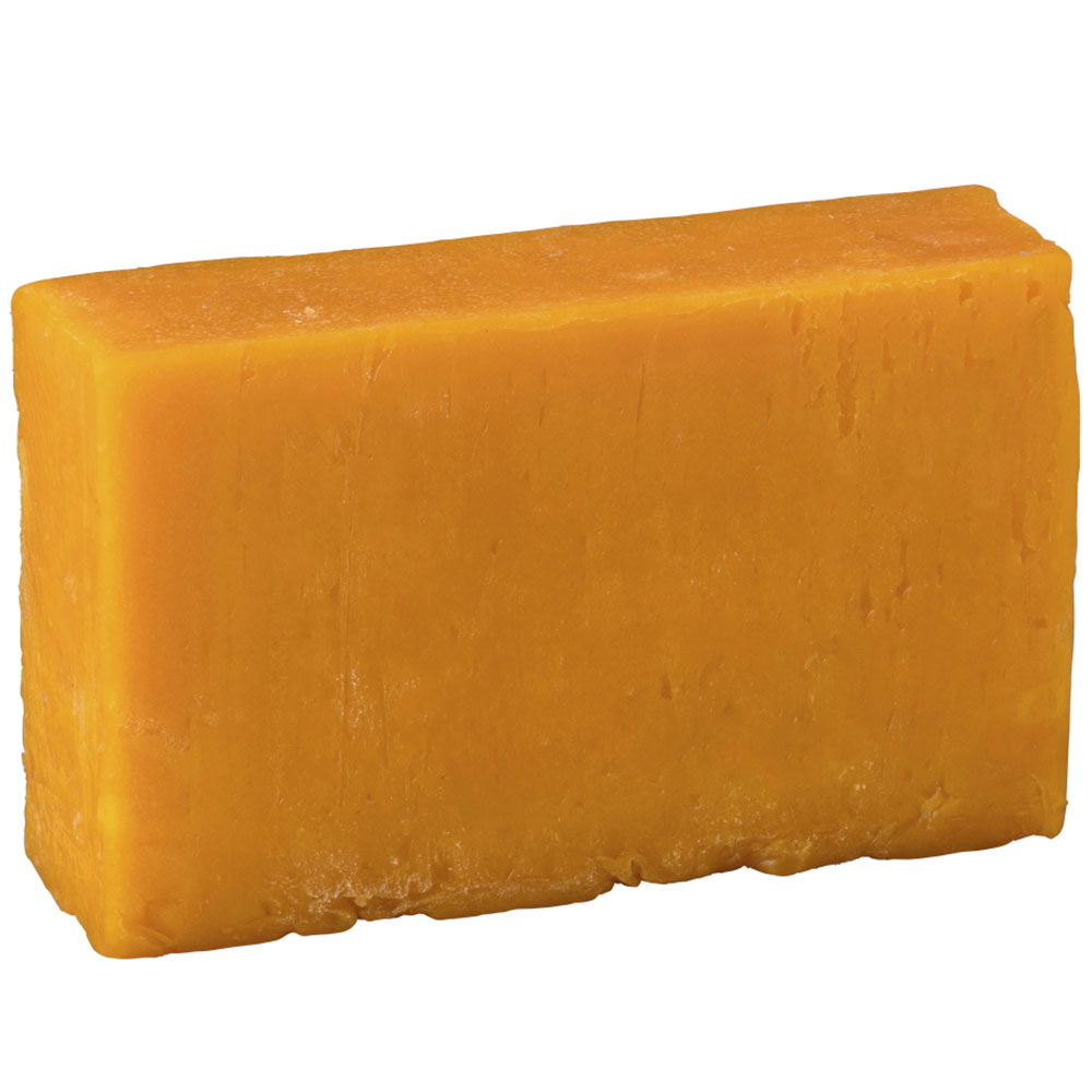 Yellow Cheese Wax