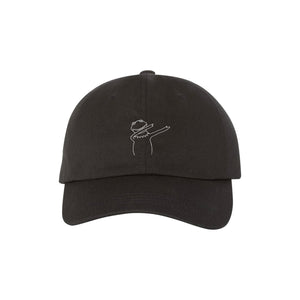 SavageRealm Dad Hat Black