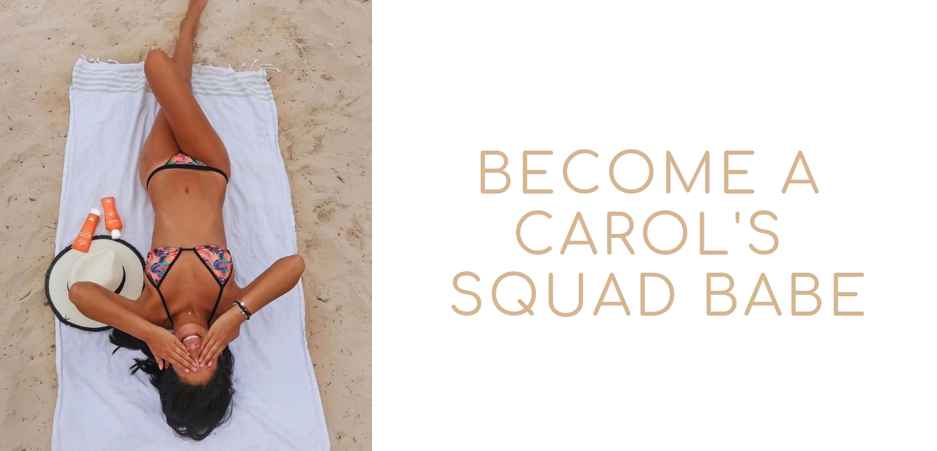 Become A Carol's Squad Babe