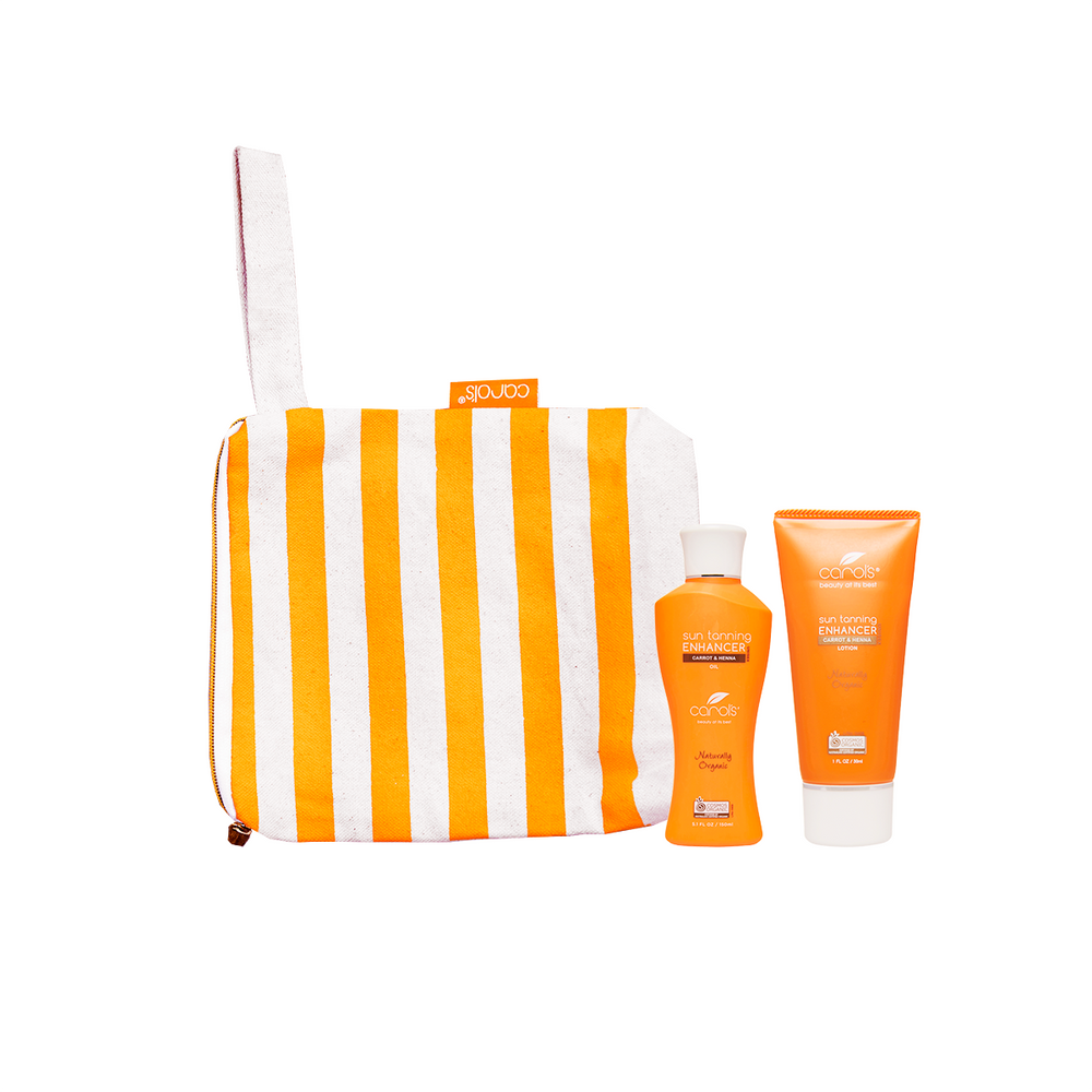 Travel Tanning Bundle