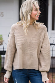 Bella Knit - Beige