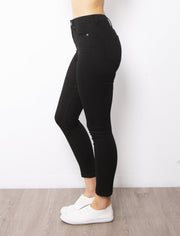 Miranda Jeans - Black | Mabel and Woods | Women's Fashion