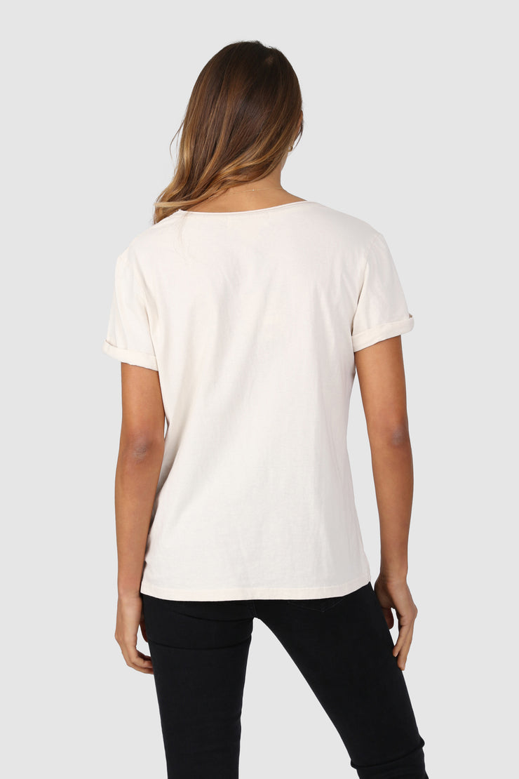 Lost In Lunar Renegade Tee - Sand | Mabel and Woods | Women's Fashion