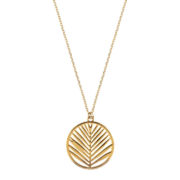 Amanda Necklace - Gold