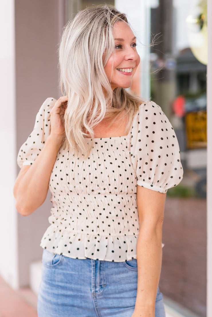 Madding Crowd Top | Mabel and Woods | Women's Fashion