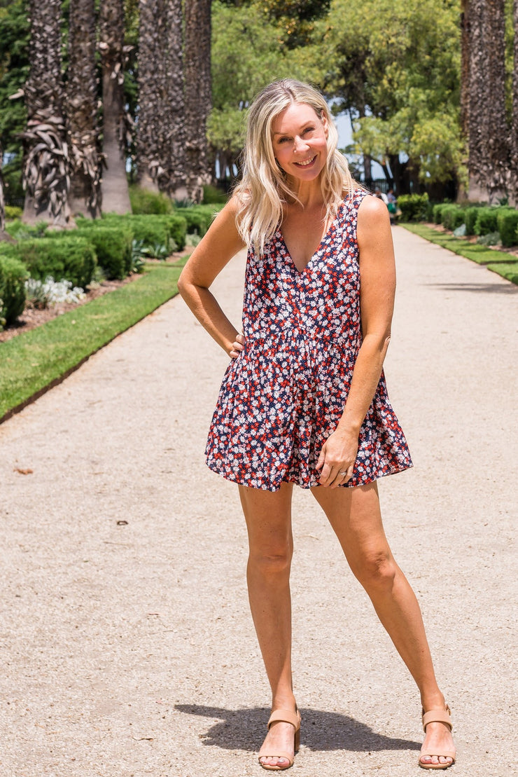 Noosa Playsuit | Mabel and Woods | Women's Fashion
