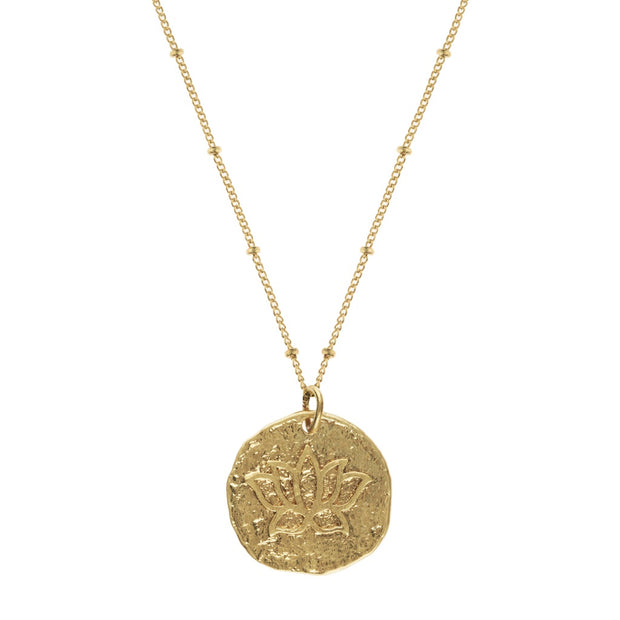 Caia Necklace - Gold