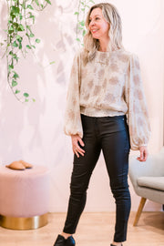 Jasper Blouse - Ivory | Mabel and Woods | Women's Fashion