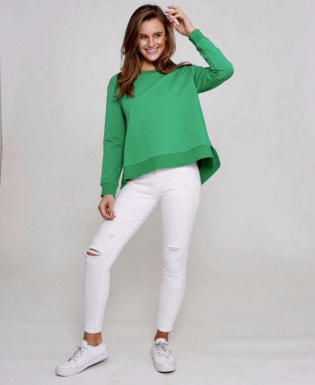 Heston Jumper - Green