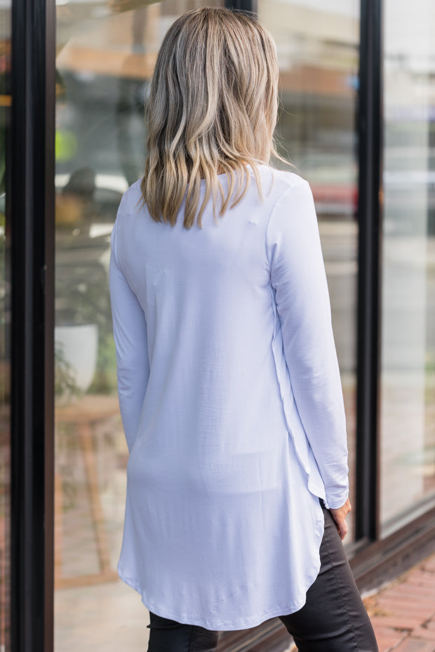 Basic Layer Top - White
