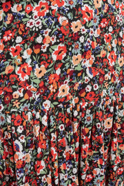 Spring Fling Skirt - Floral | Mabel and Woods | Women's Fashion