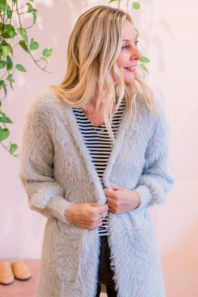 Jenna Cardigan - Dove