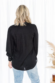 Soraya Shirt - Black