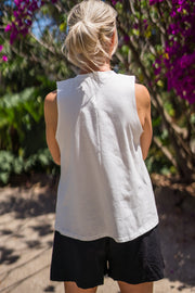Apero Impression Tank | Mabel and Woods | Women's Fashion