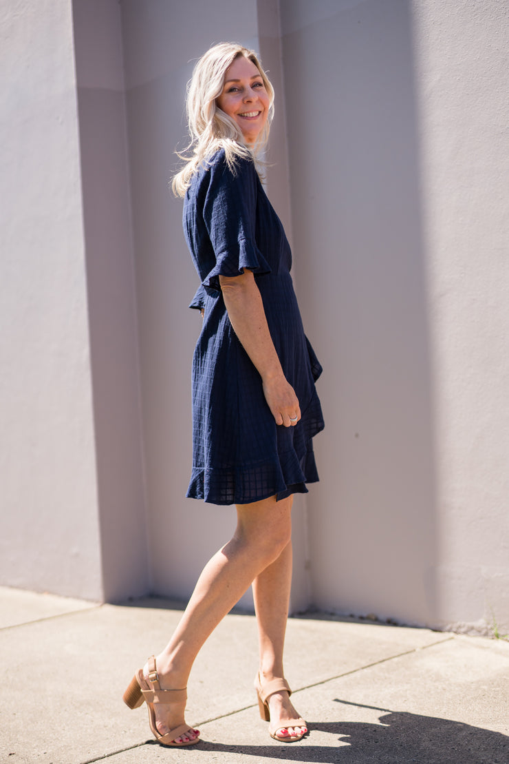 Paige Dress | Mabel and Woods | Women's Fashion
