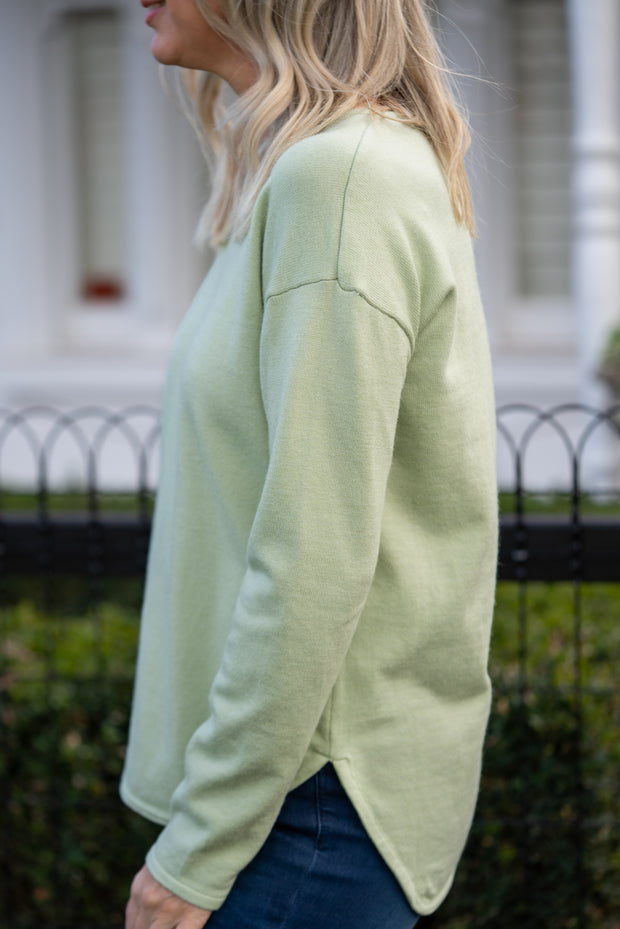 Key Lime Knit