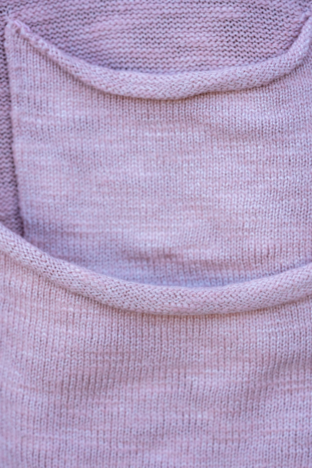 Run About Knit - Blush | Mabel and Woods | Women's Fashion