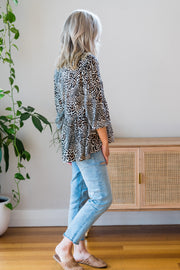 Kate Top - Leopard