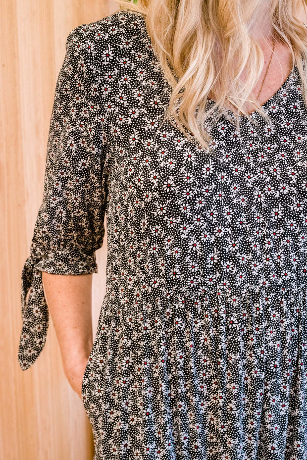 Maison Floral Dress | Mabel and Woods | Women's Fashion