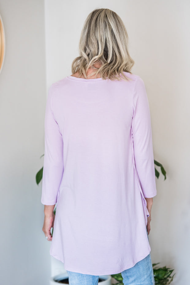 Basic Layer Top - Lilac