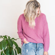 Kailey Knit - Pink