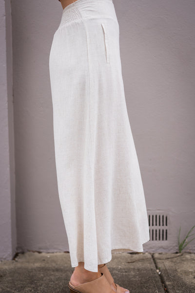Maia Culottes - Natural