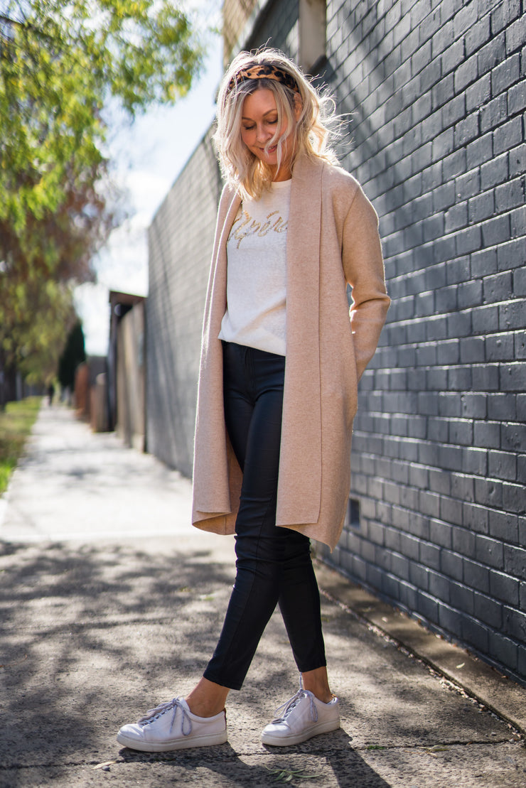 Mailee Coatigan | Mabel and Woods | Women's Fashion
